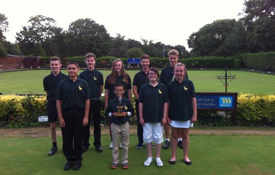 2015 Winners Inter-County McPartlin Trophy (Hertfordshire)