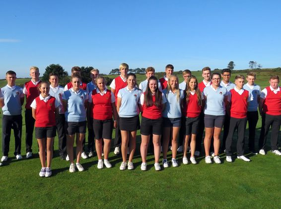2016 England and Wales Teams