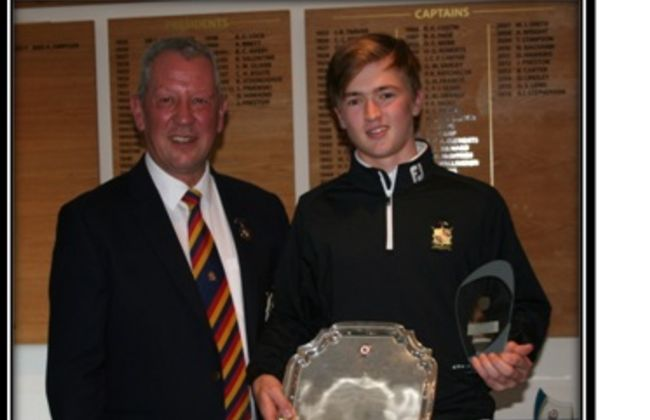 Bedfordshire Schools U18 Boys' Scratch Champion (Sharnbrook Upper)