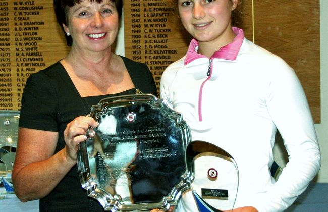 Bedfordshire Schools U18 Girls' Scratch Champion (Bedford Girls)