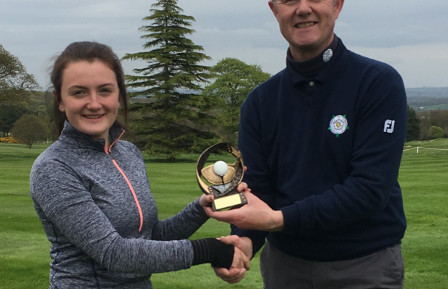 2018 West Yorkshire Girls' Champion