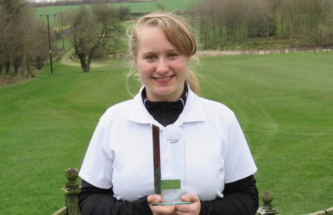 2019 South Yorkshire Girls' Champion