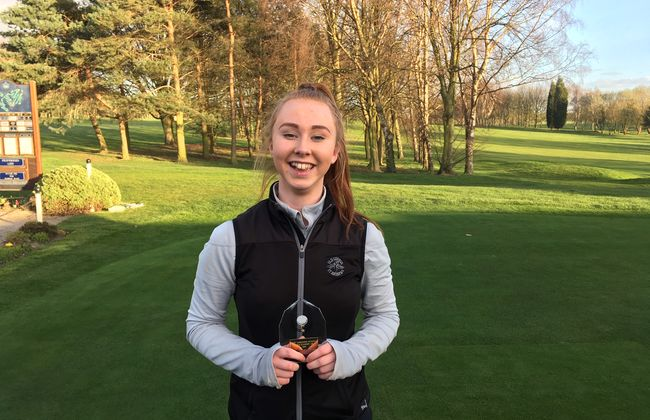 2019 West Yorkshire Girls' U16 Champion