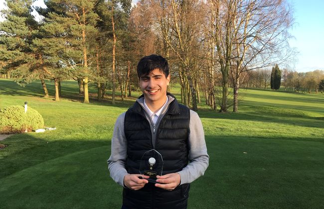2019 West Yorkshire Boys' Champion