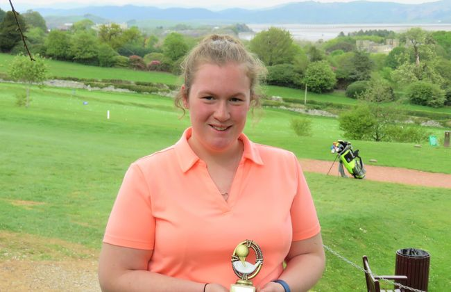 2019 Cumbria Girls' Champion