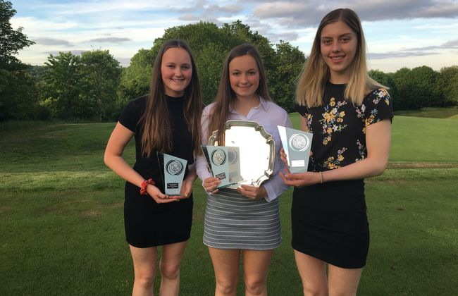 2019 South East Girls' Team Winners