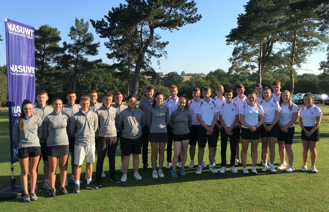 2019 England and Wales Teams