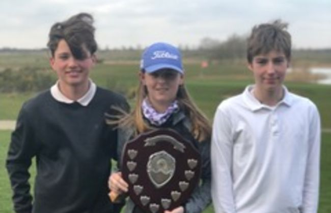2018 Cambridgeshire Team Winners