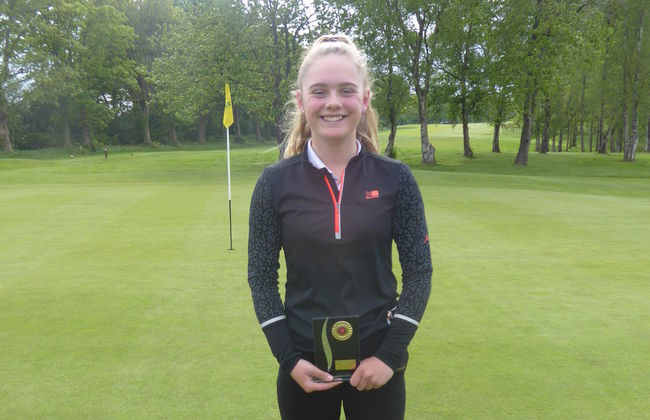2016 Lancashire Girls' U16 Champion