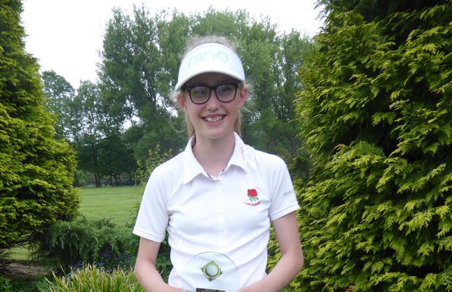 2018 Lancashire Girls' U16 Winner