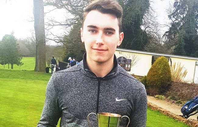 2018 Hertfordshire Rose Bowl U18 Winner